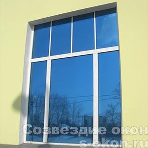 Ударопрочные окна