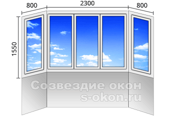 Цена на утепление балкона