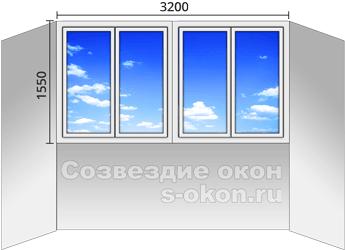 Утепление балкона под ключ