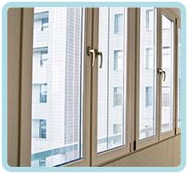 Вариант теплого остекления балкона