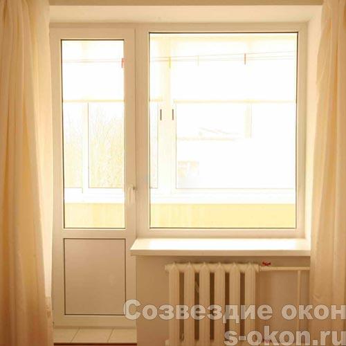 Балконный блок цена
