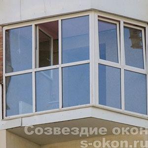 Фото балкона 3 кв. м