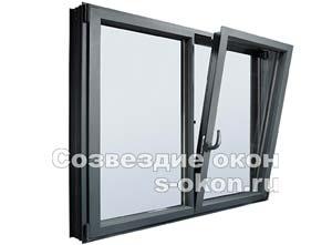 Алюминиевое окно