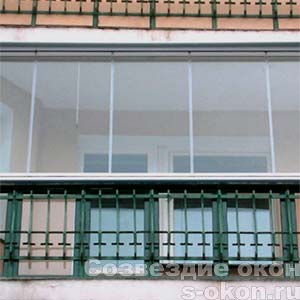Балкон 4 кв. метра