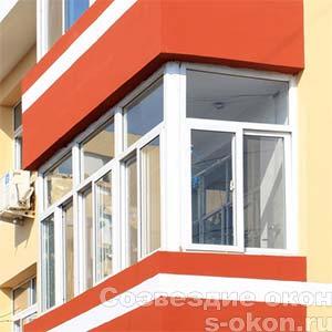 Фото балкона 5 кв. м