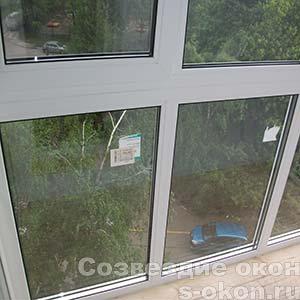 Фото балкона 6 кв. м