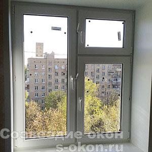 Фото белых окон