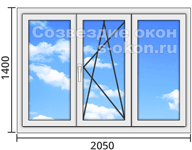 Цены на пластиковые окна для дачи