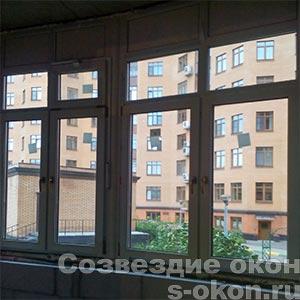Эркерные окна
