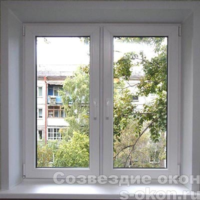 Окно пластиковое