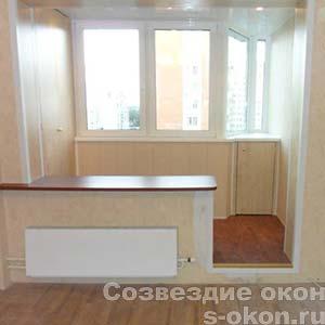 Фото балкона как комнаты