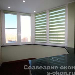 Фото соединения балконов и лоджий с комнатой