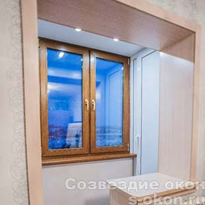 Соединить балкон с комнатой фото