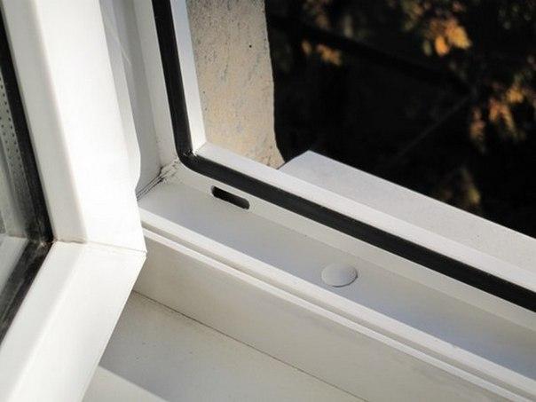 Не плотно закрывается пластиковое окно