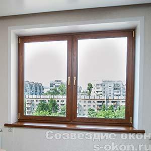 Окна из немецкого профиля