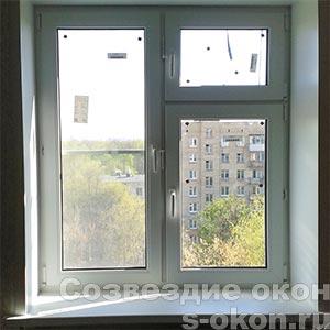 Окна KBE или REHAU