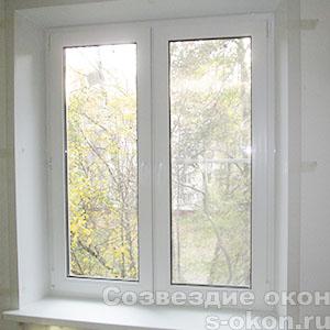 Окна Рехау Экшен на фото