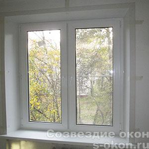 Окна Rehau Blitz New