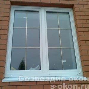 Окна в двухкомнатную квартиру
