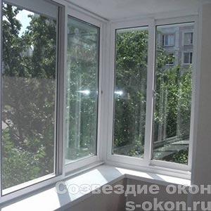 Раздвижные окна ПВХ в Электростали