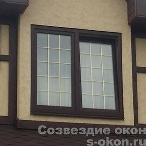 Деревянные окна в Химках