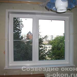 Окна ПВХ в Ивантеевке