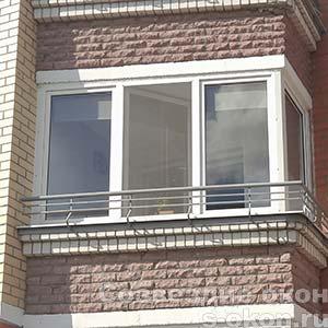 Остекление балконов в Лосино-Петровском