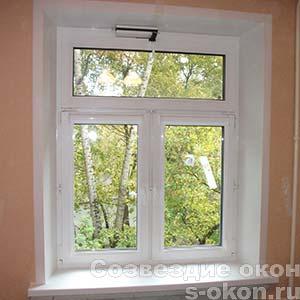 Пластиковые окна в Пущино