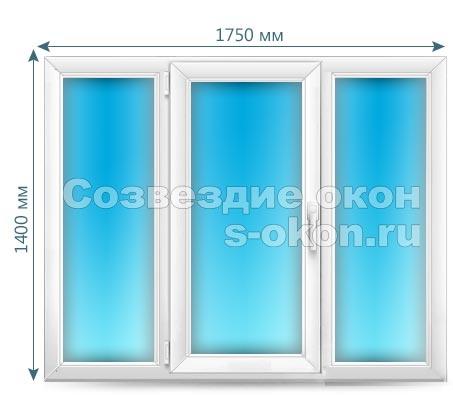 Окна в загородный дом цены