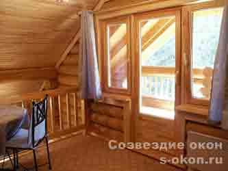 Дешевое окно для дачи