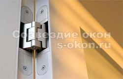 Окна и двери со скрытыми петлями шаг к эстетическому совершенству интерьеров