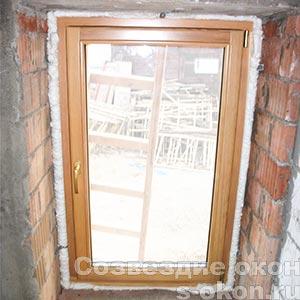 Окна из сосны от производителя