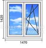 Окна для П-44