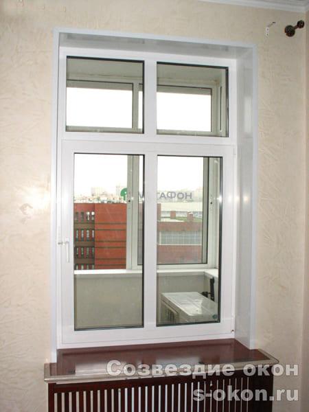 Окна в сталинский дом