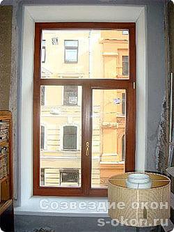 Окно в сталинский дом