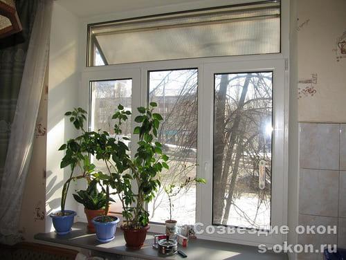 Пластиковые окна в сталинском доме