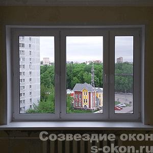 Остекление квартир в Москве