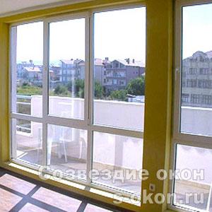 Цена на панорамные окна