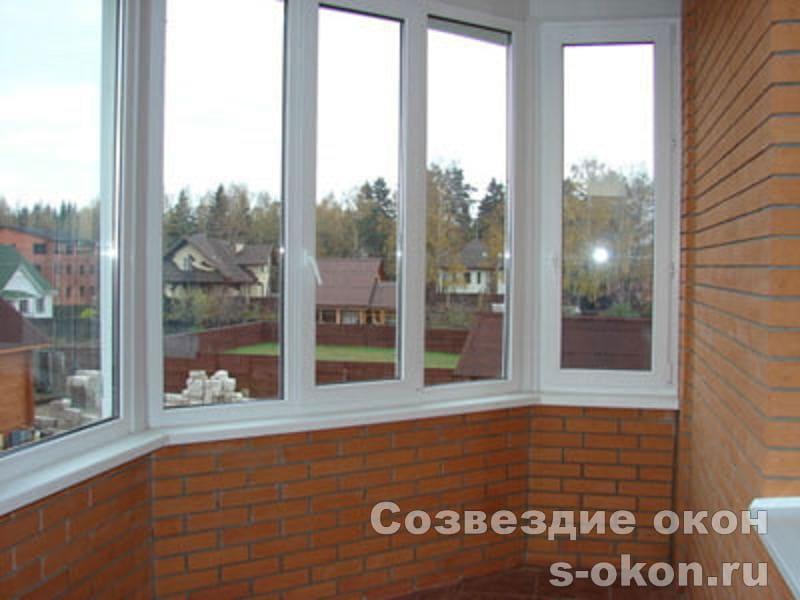 Окна в панельных домах