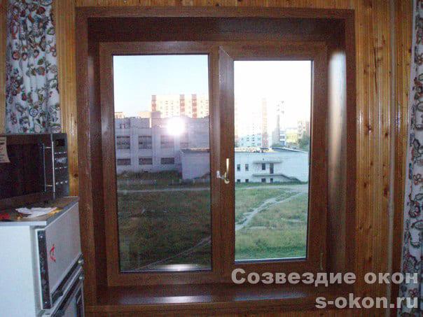 Пластиковые окна в панельных домах
