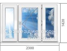 Цена на пластиковые окна в Москве