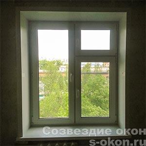 Пластиковые окна в Москве с установкой