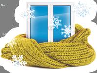 Теплое окно