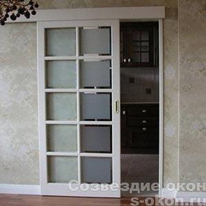 Фото раздвижных дверей в Москве