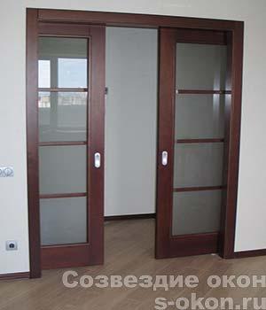 Фото раздвижных дверей-купе
