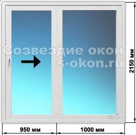 Цены на стеклянные раздвижные двери