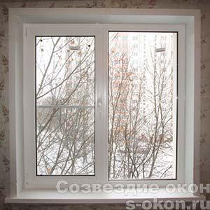 Стандартное окно