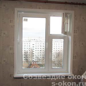 Стандартные окна ПВХ