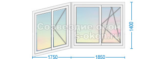 Теплое остекление балкона цена