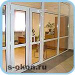 Дверные конструкции для холлов